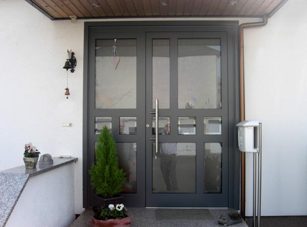 Referenzen Haust 252 Ren F 228 Rber Fensterbau