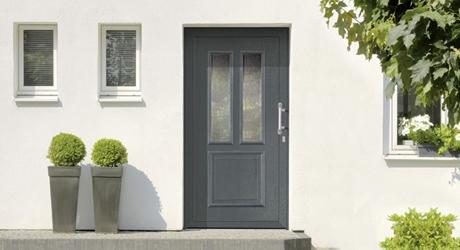 Haustüren | Färber Fensterbau